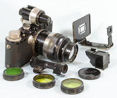 Leica III - Antique and Vintage Cameras