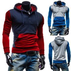 The Switch Hoodie - DEAL MAN