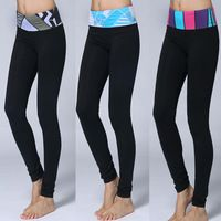 2015 NWT Super quality 4-way stretch classic skinny LULU Pants Pant Wunder under pant Skinny long trousers XS-XL | TOP Yoga clothing wholesaler