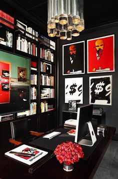 Dramatic working space