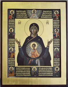 Byzantine Icons, Byzantine Art, Higher Art, Blessed Virgin Mary, Roman Catholic, Religious Art, Madonna, Christianity, Spirituality