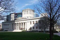 State Capitol Building, Columbus, Ohio