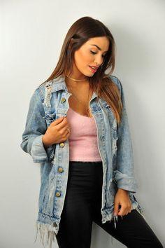 Camila Gallardo, Bad Girls Club, Vintage Hippie, Famous Men, Shows, Denim Outfit, Sweater Weather, Girl Power, Denim Skirt