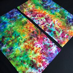 Extra Off Coupon So Cheap Set of 2 Tie Dye Pillowcases Custom Made to Order Tie Dye Pillowcase Set Rai Neon Rainbow, Rainbow Colors, Detroit, Tie Dye Bedding, Toddler Pillowcase, Tie And Dye, Ice Dyeing, Pink Cotton Candy, Color Patterns