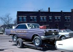Vintage Drag Racing - F/X - McCoy Mercury Cyclone