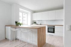 Kitchen via Bo LKV
