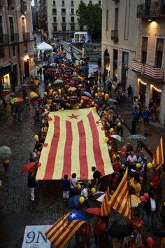 """Catalan """"V"""" trial in Girona"""