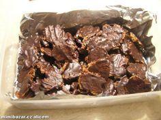 Marokánky co nemají chybu Christmas Sweets, Christmas Baking, Sweet Desserts, Sweet Recipes, Baking Recipes, Cake Recipes, Caramel, Czech Recipes, Sweet And Salty
