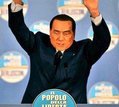 Silvio Berlusconi, leader del Pdl