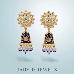 Jaipur Jewels jhumka