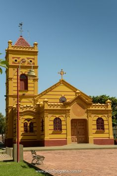 sisters in travel-pontos históricos de boa vista-igreja matriz-foto jader souza-3