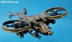 Avatar: AT-99 Scorpion Kampfhubschrauber, Modell-Bausatz, http://spaceart.de/produkte/avt005.php