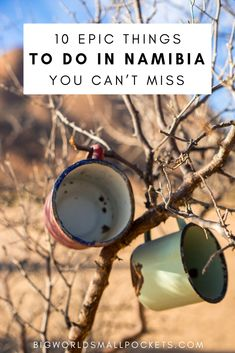 10 Epic Things to Do in Namibia You Can't Miss - Big World Small Pockets Stuff To Do, Things To Do, British Travel, Best Budget, Best Camera, Small World, Stargazing, Lonely Planet, Hot Springs