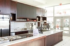 Dolcezza's new gelato factory/tasting room and coffee lab, in the neighborhood behind Union Station dollchezz.jpg