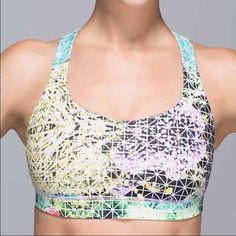 NWT ✨Rare✨Lululemon 50 Rep Bra Paradise 12 Color: crosscourt petal black charity yellow New with tag.  ✅Color: Paradise ✅Light weight and soft ✅light support ✅Removal cups and bra insert. ▶️Very very Rare Print!! Rareness reflects on the price!!   Size: 12  This is such an amazing print!   Check out my other Lululemon!! ▶️No Trades, please! lululemon athletica Intimates & Sleepwear Bras