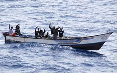 somali pirates | Suspected Somali pirates are arrested in the Gulf of Aden (Photo ...