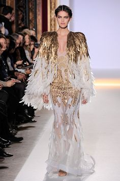 Fashion by Getty Images, Zuhair Murad Spring/Summer 2013Haute Couture. ...