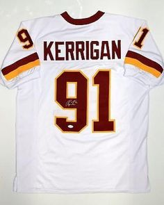 8a804798b Ryan Kerrigan Signed Jersey - Autographed