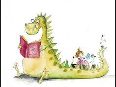 Dragon Art, Felt Dragon, Cute Animal Drawings, Art Drawings, Classe Dojo, School Murals, Book Drawing, Cute Dragons, Dinosaur Art