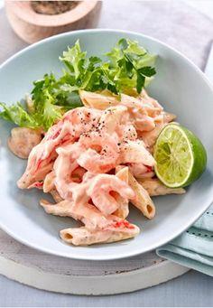 Best Seafood Pasta Salad
