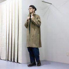Today's style Coat: ANATOMICA #singleraglanⅢ Inner: ANATOMICA #mockneck Pants: ANATOMICA #chino2 Shoes: #alden Beret: ANATOMICA #basqueberet Scarf: ANATOMICA #shetlandscarf #anatomica #anatomica_tokyo #anatomica_nagoya #anatomica_kobe #アナトミカ #35summers