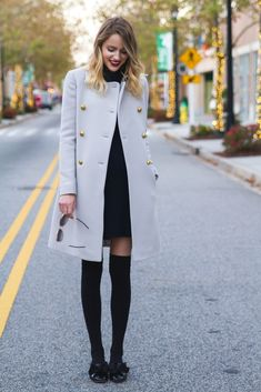 Little Blonde Book by Taylor Morgan | A Life and Style Blog : Dressing Up The Classics : Kate Spade Eyewear