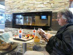at Mc Donald's 7275 Oakwood Drive Niagara Falls ON.
