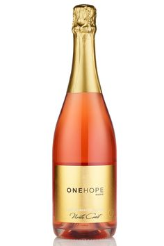 viaONEHOPE - 2015 North Coast Reserve Sparkling Rosé #DRINKPINK www.viaonehope.com/happyhour