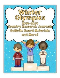 Winter Olympics ~ Next 7 winter Olympics