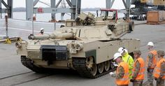 osCurve News: Over 100 US armored vehicles roll into Latvia, NAT...