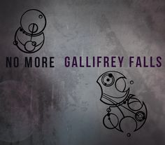 Which title? There's two. No More or Gallifrey Falls.