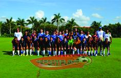 Vive Inter Playa femenil gran convivencia deportiva Internacional