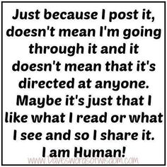 Some ppl don't get this!! The world doesn't revolve around you....stop flattering yourself, it's not always about you