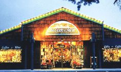 The Cork & More - a Napa style wine shop in South Lake Tahoe with gourmet wines, gifts and amazing food. They host special wine tasting events and fundraisers.