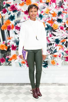Shala Monroque & Other Stories New York Store Opening  Photo: BFA NYC