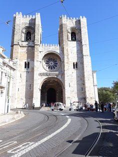 Sé - Lisboa/Portugal
