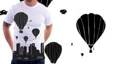 """""""balloons and the city"""""""