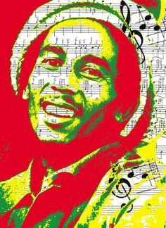 Bob Marley Musical Legend