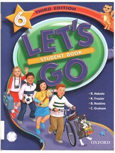 Ebooks for children and more (My password: children09): [Ebook] Let's Go 6 [Fshare]
