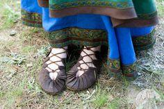 "15% DISCOUNT! Leather Womens Shoes ""Shieldmaiden""; Viking's Leather Sandals ; medieval shoes; womens shoes; ren shoes"