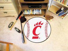 "Cincinnati Baseball Mat 27"" diameter"