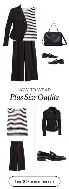 """""""FW 2016 MTL Option"""" by yuenchewwan on Polyvore featuring T By Alexander Wang, Jil Sander and plus size clothing"""