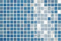 Onix Mosaic   Iridiscent Colour Blends Radiant Glass Sapphire