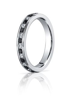 Love has no gray areas. You either love or you don't. It's as simple as black and white. UnionDiamond.com.
