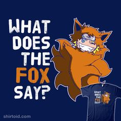 What Does the Fox Say – Naruto Edition - Oh dear....  Sorry, I really don't like this song! (I am from Norway btw) ... God, I can't stand it xD. But this was to funny! :-D