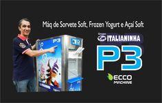 Máquinas Italianinha Vendas Brasil (48) 3338-4664 / (51) 3251-2635 - www.grupoitalianinha.com.br