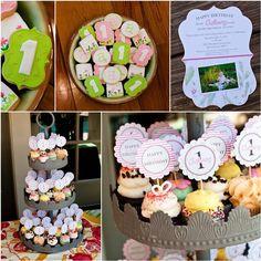 1st birthday party idea
