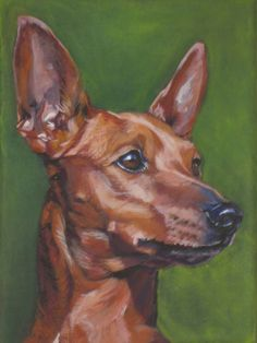 I have been a full time artist, specializing in animal portraiture, since my husband was diagnosed with brain cancer in July 2006. I was blessed to have been able to stay at home, painting the things I love, and care for my incredible husband at the same time.