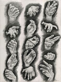 This could be great for learning to draw hands at different angles. Very neat!