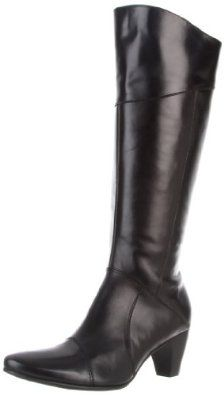 Fidji Women's E892 Knee-High Boot,Black,40.5 EU/10 M US Fidji. $219.75